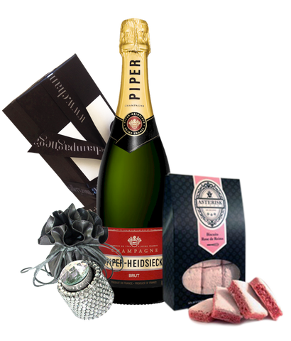 Piper Heidsieck NV Bling & Biscuits Pack