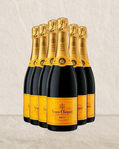 Veuve Clicquot Brut NV 6 pack