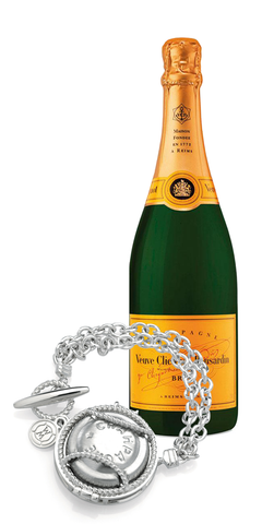 Wearing Memories Champagne Dbl Fob Chain Bracelet NV Package