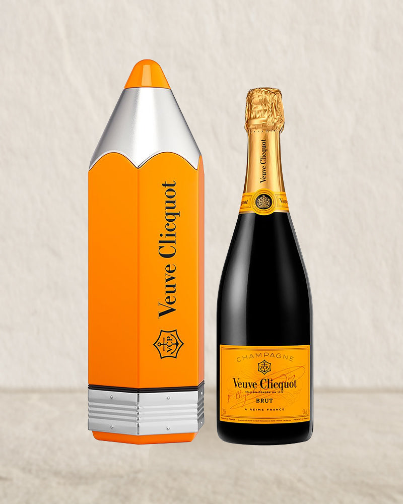 Veuve Clicquot NV Pencil Tin Gift Box