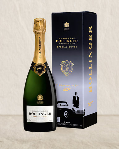 Bollinger Special Cuvee NV : BOND 007 Limited Edition