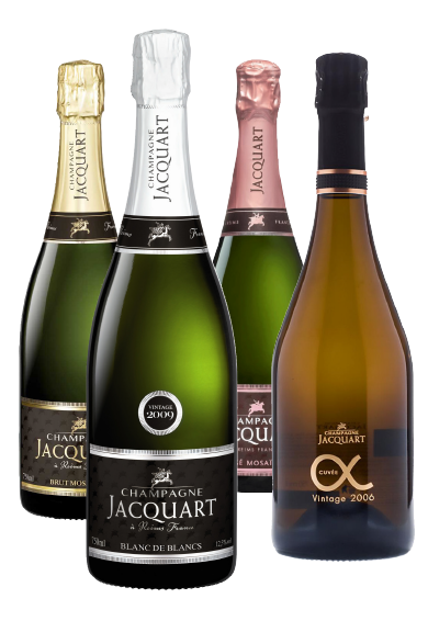 Jacquart Family Selection 4 pack