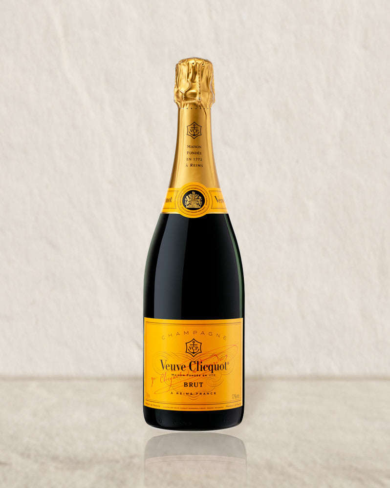 Veuve Clicquot Yellow Label NV Half 375ml