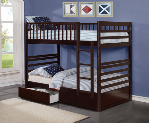 SIERRA DARK BUNK BED
