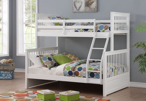 ANNABELLA WHITE BUNK BED