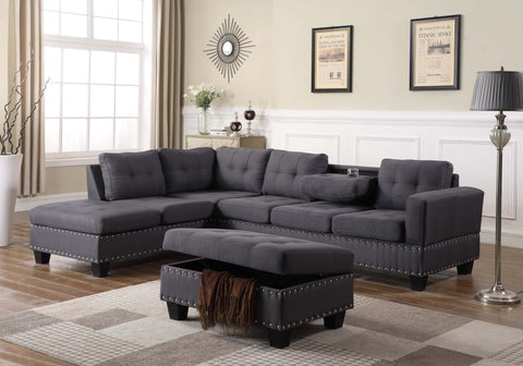 DIANE SECTIONAL SOFA