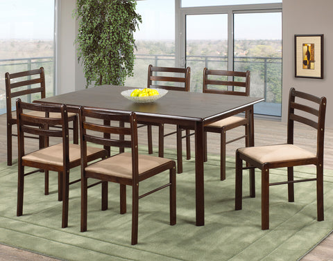 CORTEZ 7 PCS DINING SET