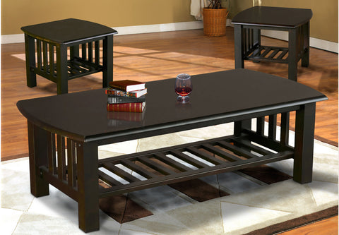 COLTON COFFEE TABLE SET
