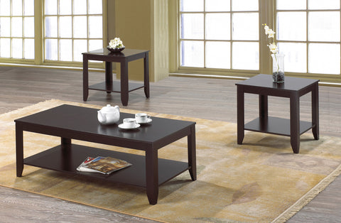 REID COFFEE TABLE SET