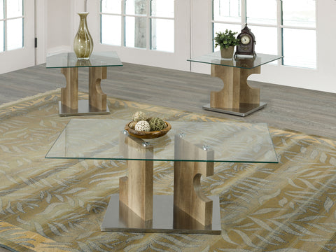 CESARIO COFFEE TABLE SET