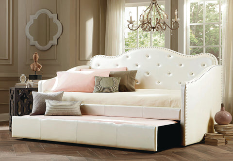 RIYONE DAY BED WITH TRUNDLE