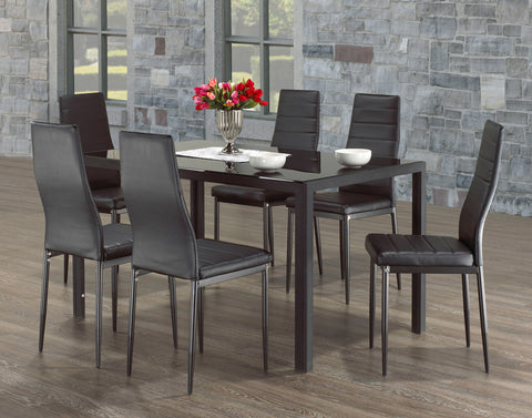 AMBERVILLE DINING SET