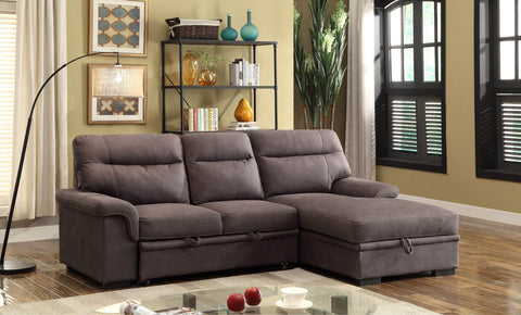 ORICO SECTIONAL SOFA BED