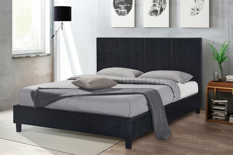 GRIFFITH DARK PLATFORM BED
