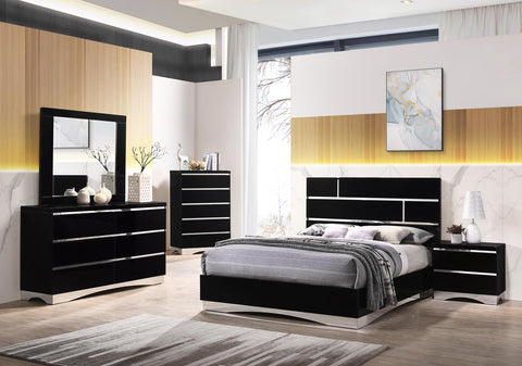 VIENNA DARK BEDROOM COLLECTION