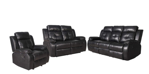 YULIANA DARK SOFA COLLECTION