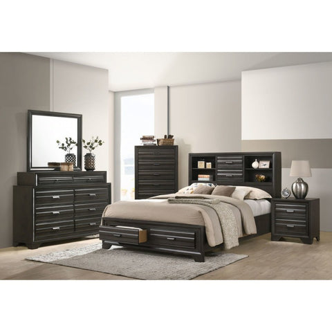 SHELBY GREY BEDROOM COLLECTION