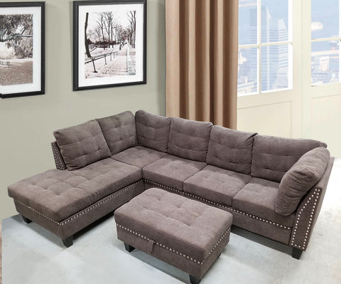 KELBY SECTIONAL SOFA