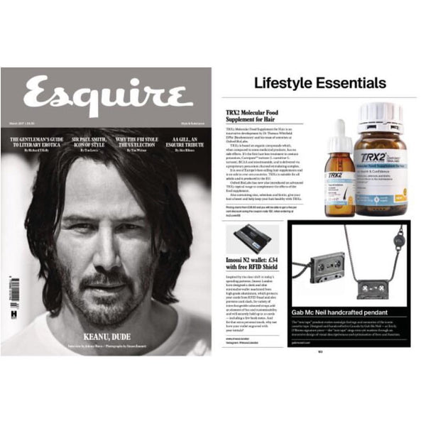 ESQUIRE - UK - MARCH 2017 - MIXTAPE