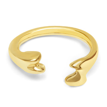 Bonafide - Ring - 10K Yellow Gold - Gab Mc Neil