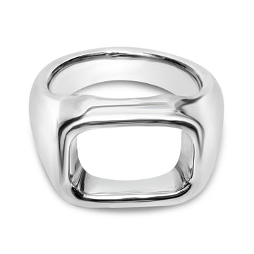 Cushion - Ring - 925 Sterling Silver - Gab Mc Neil