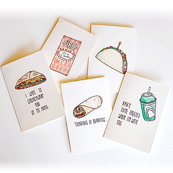 Greeting Card 5 pack
