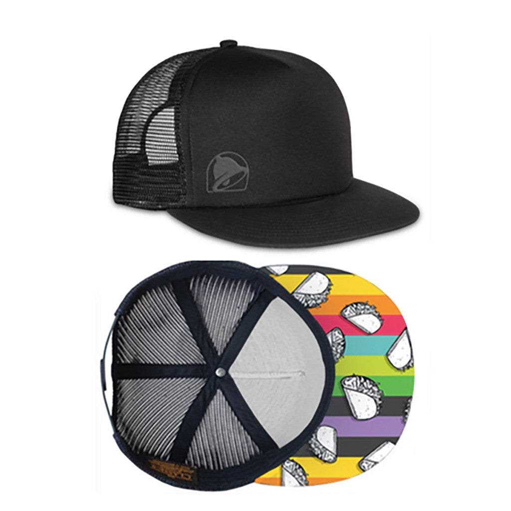 Color Ray Trucker Hat