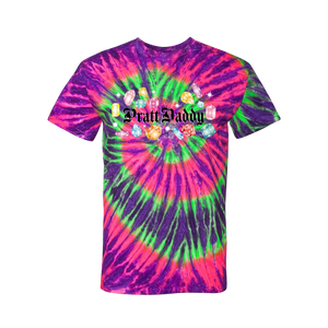 Pratt Daddy Watermelon Tie Dye