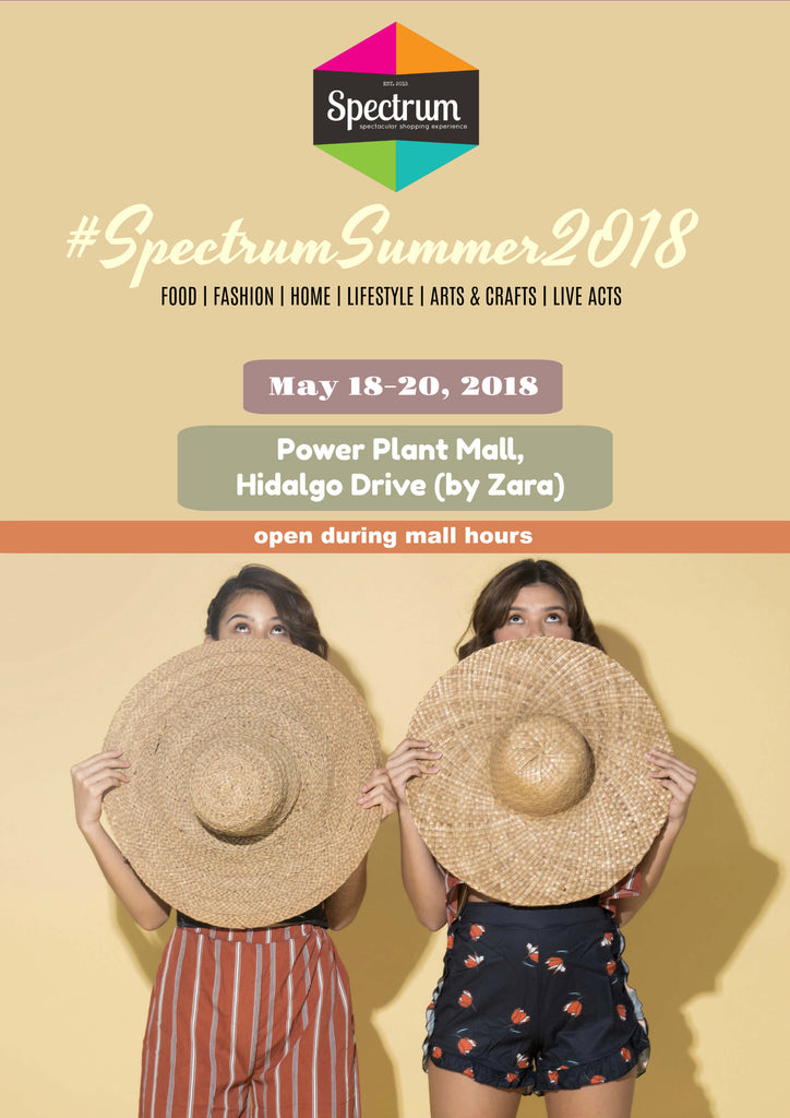 Spectrum Summer 2018 Powerplant Mall Pop-Up