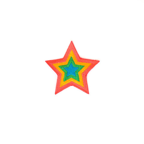 70's Star Patch