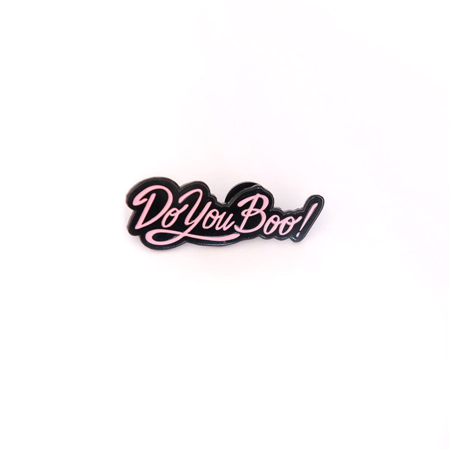 Cool Girls Club Do You, Boo! Enamel Pin