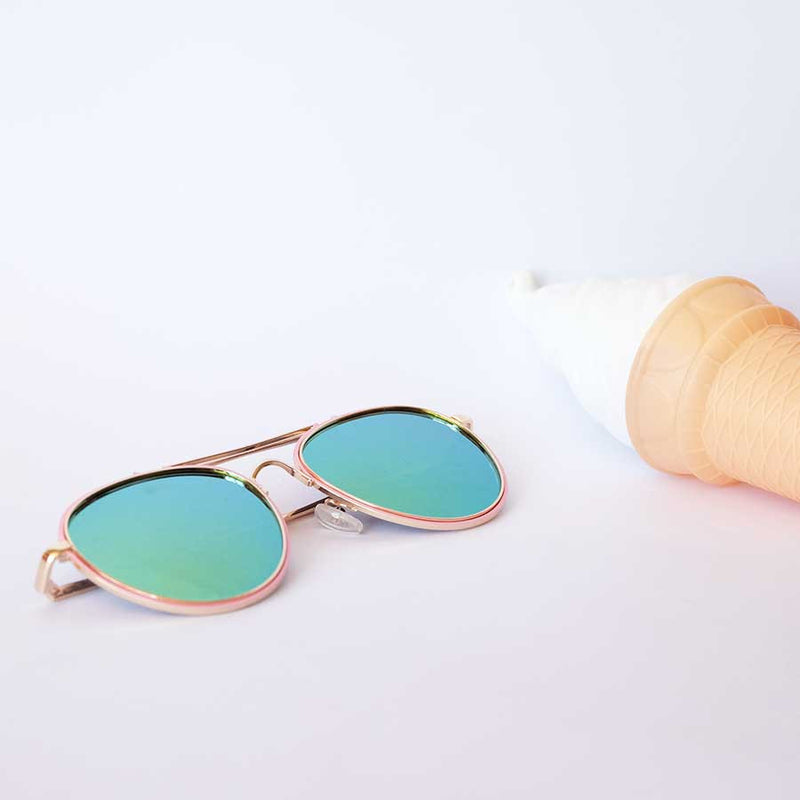 Cool Girls Club Birthday Cake Sunglasses