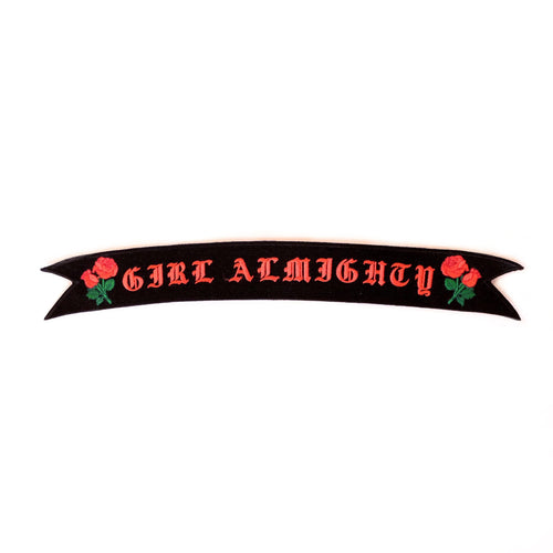 Girl Almighty Patch