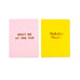 Cool Girls Club Rituals Collection Meeting Organizer Set