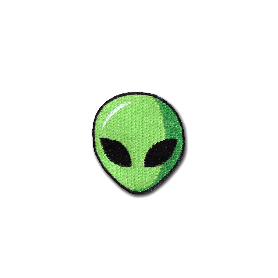 Cool Girls Club Alien Patch