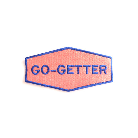 Cool Girls Club Go-Getter Patch