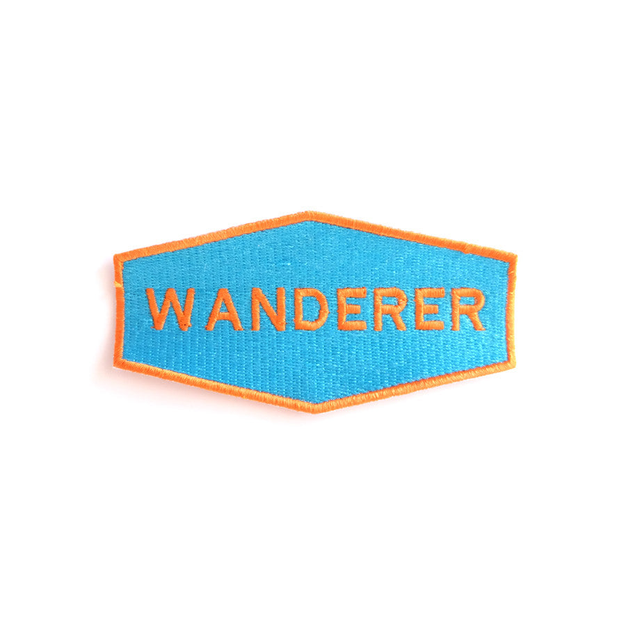 Cool Girls Club Wanderer Patch