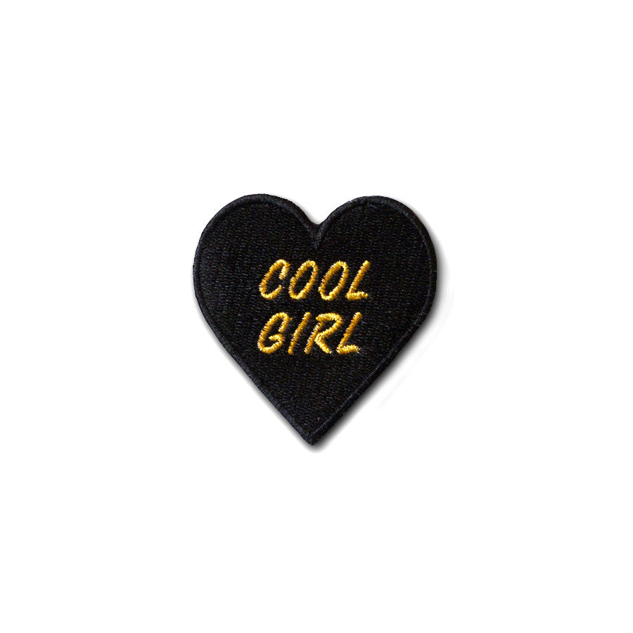 Cool Girls Club Cool Girl Patch