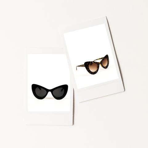 Cool Girls Club Cat Eye Sunglasses Duo