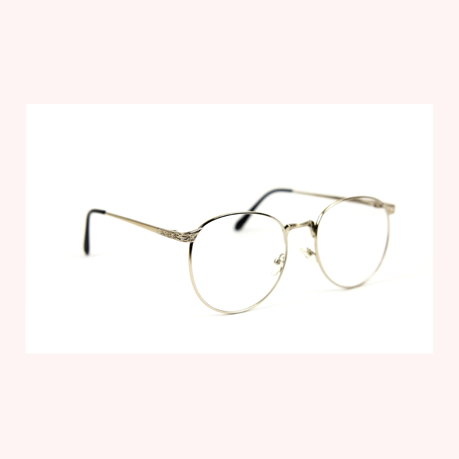 Cool Girls Club Chardonnay Eyeglasses (Silver)