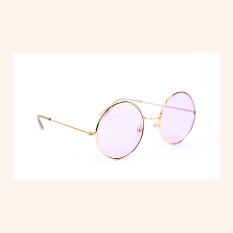Cool Girls Club Gin Fizz Tinted Sunglasses
