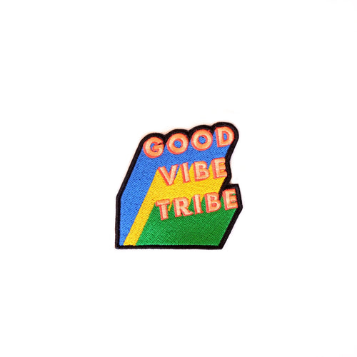 Good Vibe Tribe Patch
