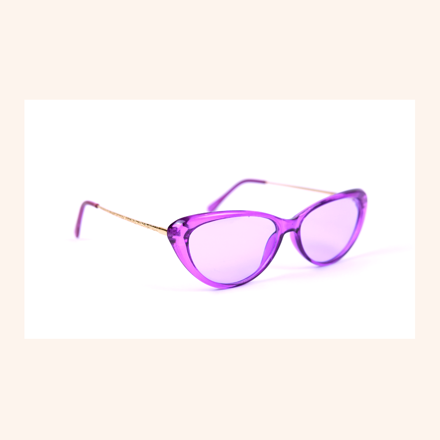 Cool Girls Club Grape Martini Sunglasses
