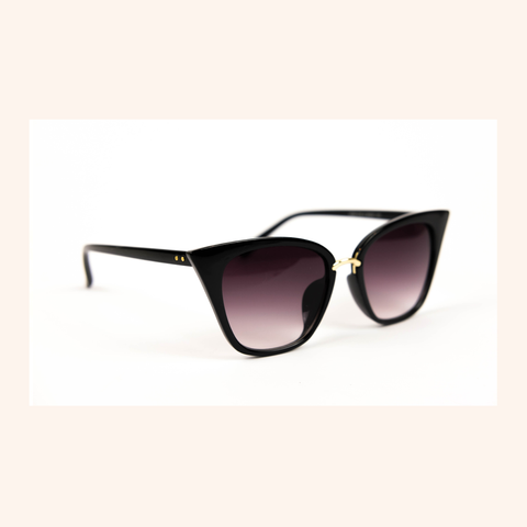 Cool Girls Club Hot Fudge Sunglasses