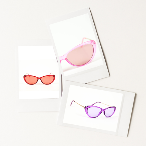 Cool Girls Club Martini Sunglasses Trio