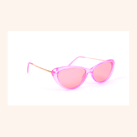Cool Girls Club Rosé Martini Sunglasses