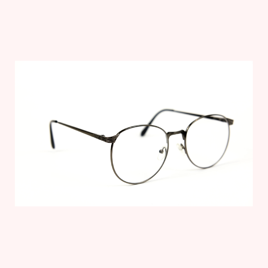 Cool Girls Club Shiraz Eyeglasses (Chrome)