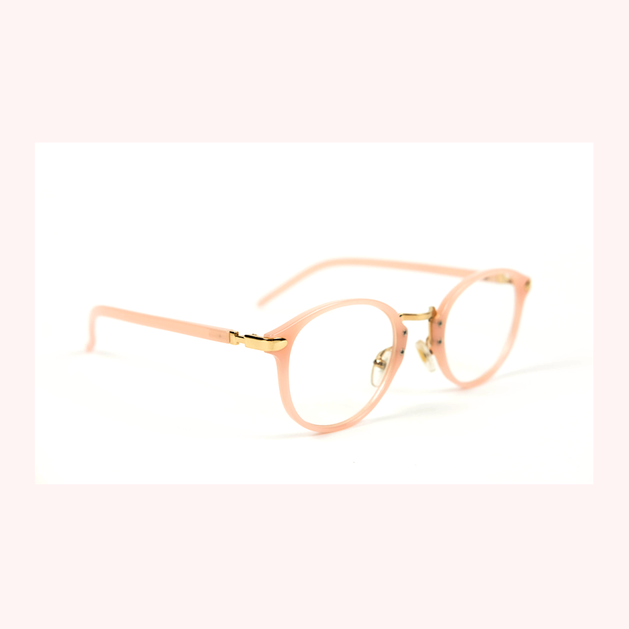 Cool Girls Club Strawberry Milkshake Eyeglasses