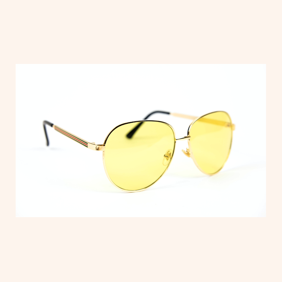 Cool Girls Club Whiskey Sour Tinted Sunglasses