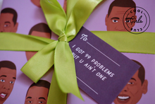 Load image into Gallery viewer, Cool Girls Club Jay-Z Rapping Paper